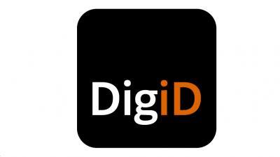 Foto van logo DigiD   Archief EHF