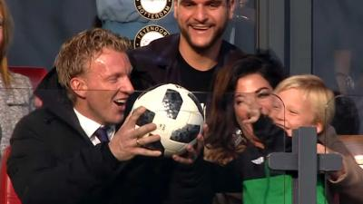Dirk Kuyt nieuwe trainer Feyenoord Onder 19