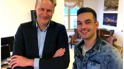 Grootste gayfeest van Friesland in Neushoorn