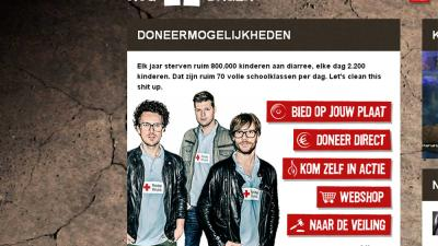 Foto van screenshot Serious Request | 3FM