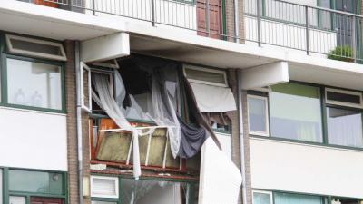 Twee doden bij explosie in Vlaardingen