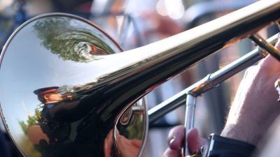 dodenherdenking-trombone