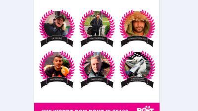 Nominaties Domste Bontje 2016 bekend