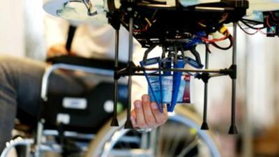 Brengen drones straks in ziekenhuis medicijnen vliegensvlug naar patiënten?