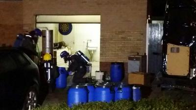 Twee slachtoffers amfetamine-lab Kaatsheuvel omgekomen door koolmonoxide