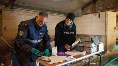 Politie ontdekt 'uitzonderlijk groot' synthetisch drugslaboratorium in Terborg