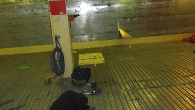 Mannen betrapt bij weghalen drugs achter dubbele wand op schip