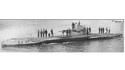 Onderzeeër uit WO I voor Belgische kust gevonden, 23 lichamen nog aan boord
