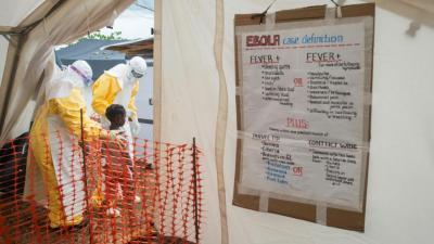 Ebola-epidemie in West-Afrika breidt zich verder uit