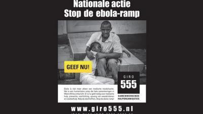 Nationale actie in Nederland gestart tegen Ebola