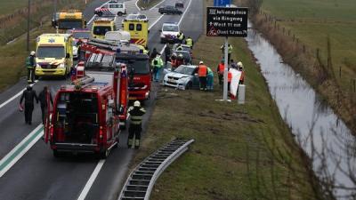 Foto van ongeval   Rieks Oijnhausen   rieksoijnhausen.nl/