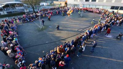 Boxtel neemt symbolisch afscheid van het jeugdcarnaval