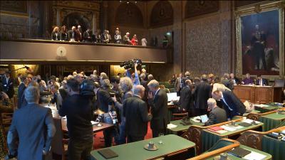 Nieuwe donorwet met 38 stemmen voor en 36 tegen aangenomen