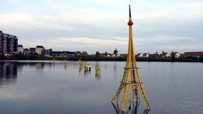 Vleuterweide Eiffeltoren