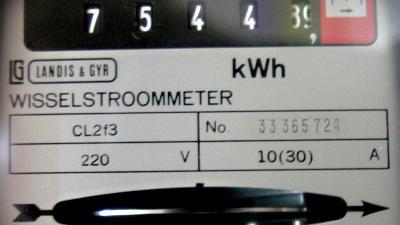 Man krijgt 240 uur taakstraf voor manipuleren elektriciteitsmeters