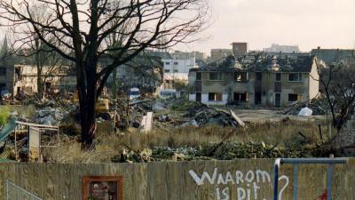 foto van vuurwerkramp | fbf