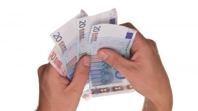 betalen, euro