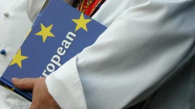 foto van stemmen europa | fbf archief