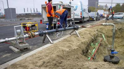 Waterleidingen Vlaardingen gereinigd met chloor vanwege E.colie-bacterie