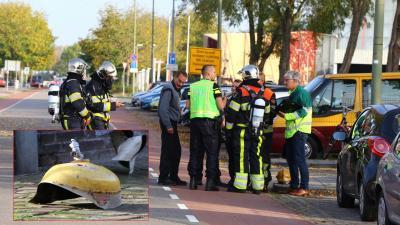 Vijf mensen lichtgewond na explosie bij bedrijf in Den Bosch