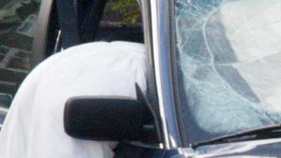 Mannen blazen auto op met explosief in Heerlen