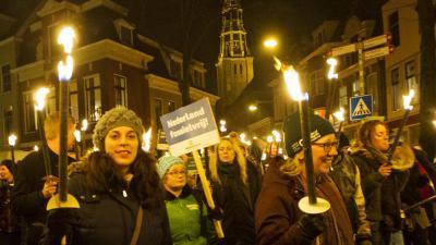 Nieuw protest tegen gaswinning in Groningen