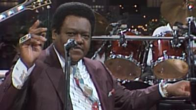 Fats Domino (89) overleden