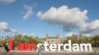 GroenLinks krijgt haar zin: I Amsterdam weg van Museumplein