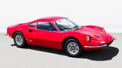 35 Ferrari's onder de hamer