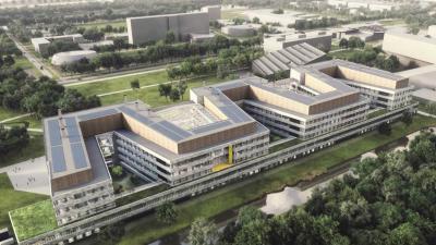 Nieuw gebouw RUG vernoemd naar Nobelprijswinnaar Ben Feringa