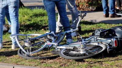 fiets-aanrijding