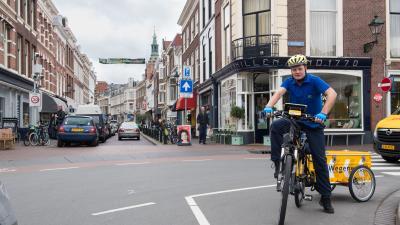 Wegenwacht op e-bike rukt weer uit