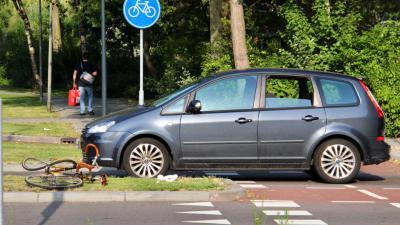 fietser-aanrijding
