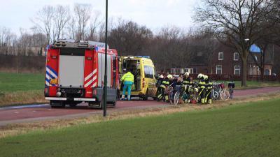 fietser-gewond