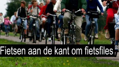 Meer mensen laten fiets staan om fietsfiles