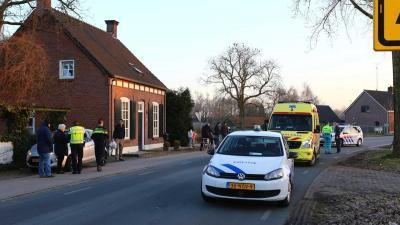 Fietsster gewond na botsing met auto in Best