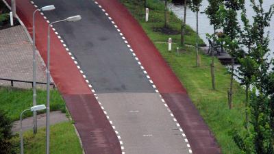 D66 wil doorlopend snelfietspad van Utrecht tot Arnhem
