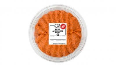 Albert Heijn roept filet americain met listeria bacterie terug