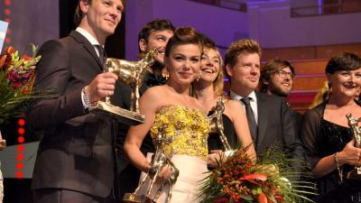 'Aanmodderfakker' wint drie Gouden Kalveren