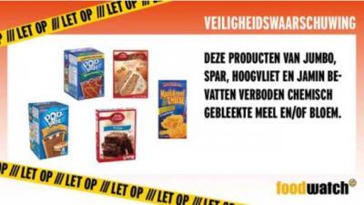 Verboden chemisch gebleekte tarwe uit schappen na actie foodwatch