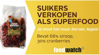 Albert Heijn Cranberries winnen 'Gouden Windei'