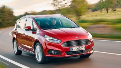 Ford maakt prijzen nieuwe S-MAX bekend