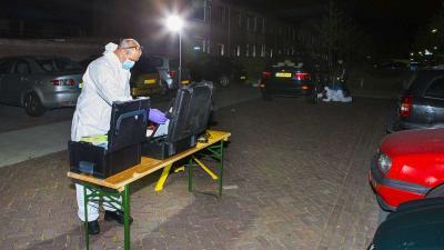 Man gewond bij schietpartij 's-Hertogenbosch