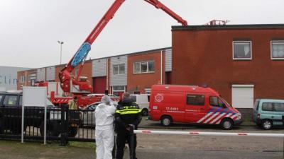 Politie doorzoekt opnieuw drugspand in Schiedam