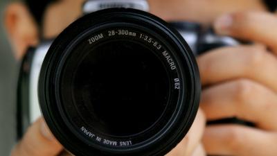 Foto van digitale fotocamera   Sxc