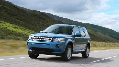 Foto van Freelander Land Rover | Land Rover