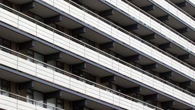 Foto van galerij flat | Archief EHF