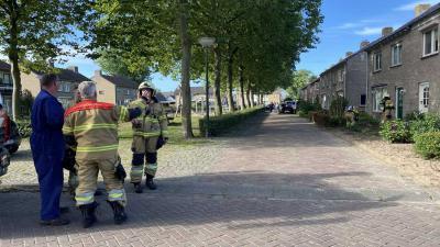 gaslek-brandweer