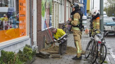 Supermarkt Schiedam korte tijd dicht om gaslek
