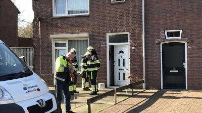 Gaslucht in woning na vervangen gasmeter in Boxtel